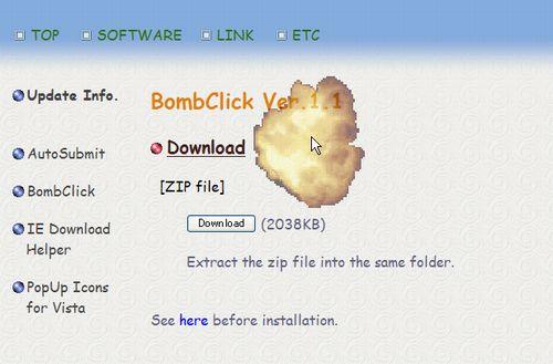 BombClick