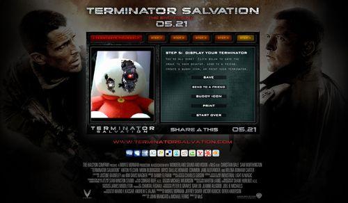 Terminate Yourself