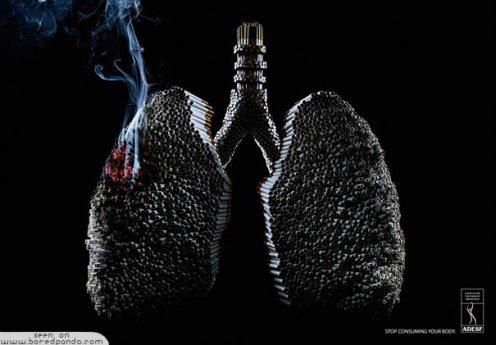 Top 40+ Creative Ads Made to Stop You Smoking